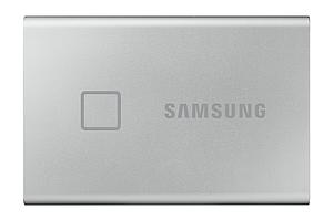 Samsung T7 Touch 500 GB Silver HDE SA