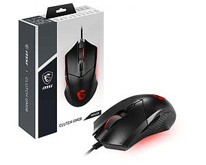 MSI GM08 Clutch Optical Gaming Mouse Wired MOU MM